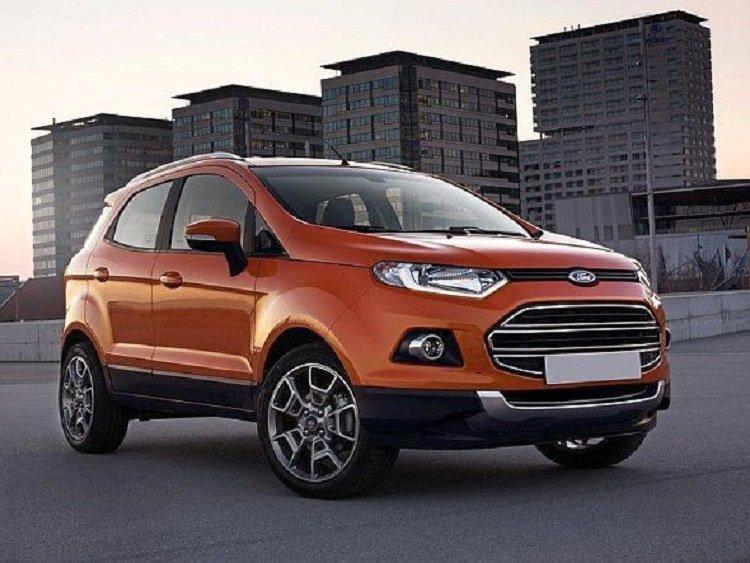 Đánh giá xe Ford Ecosport 2016.