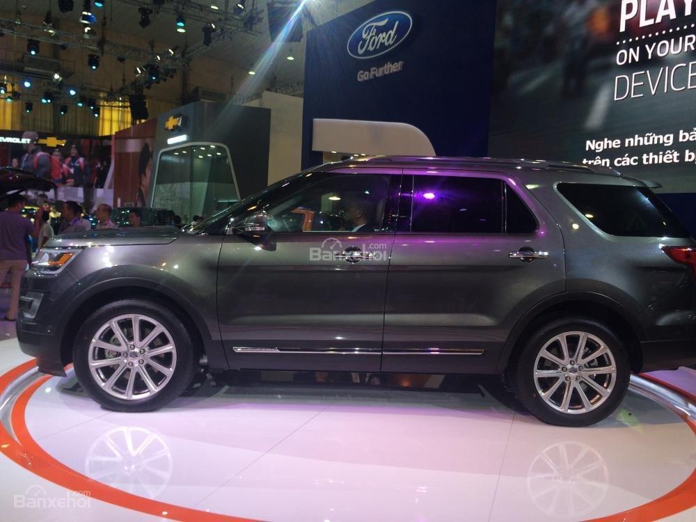 Ford Explorer thiết kế hiện đại, hầm hố và chú trọng tính thời trang 1