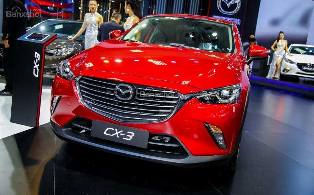 Mazda CX-3 2016.