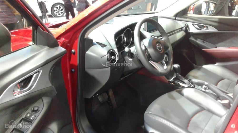 Mazda CX-3 ra mắt tại Triển lãm Việt Nam Motor Show 2016 4.