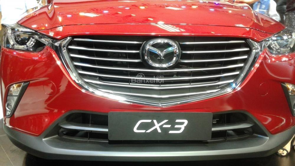 Mazda CX-3 ra mắt tại Triển lãm Việt Nam Motor Show 2016 1.