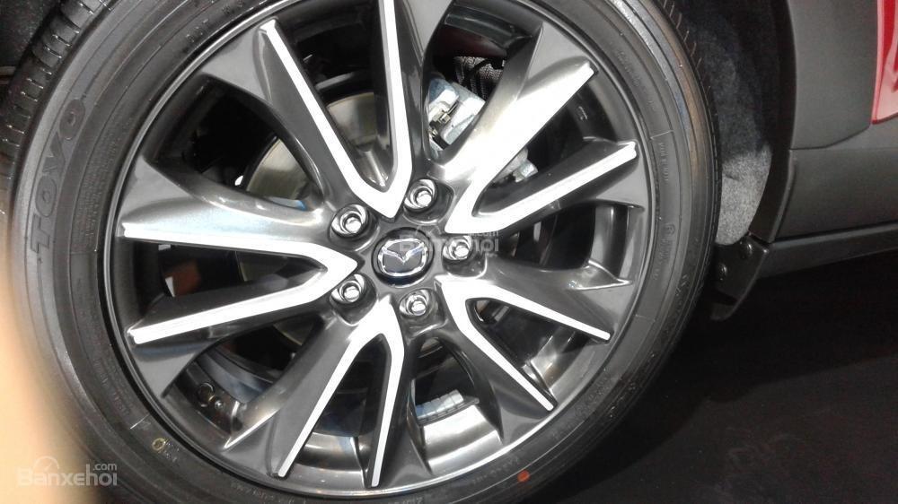 Mazda CX-3 ra mắt tại Triển lãm Việt Nam Motor Show 2016 3.
