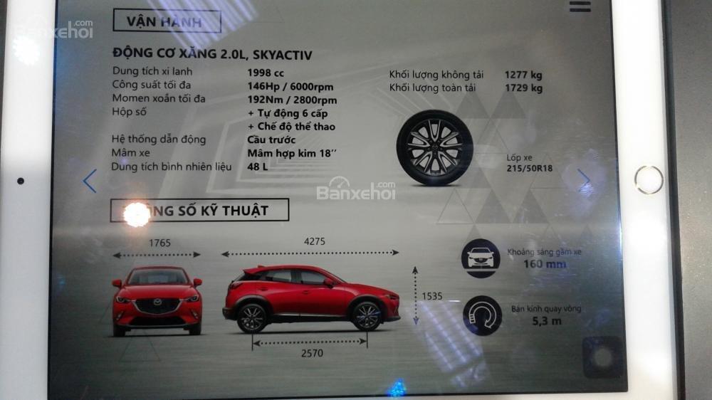 Mazda CX-3 ra mắt tại Triển lãm Việt Nam Motor Show 2016 11.