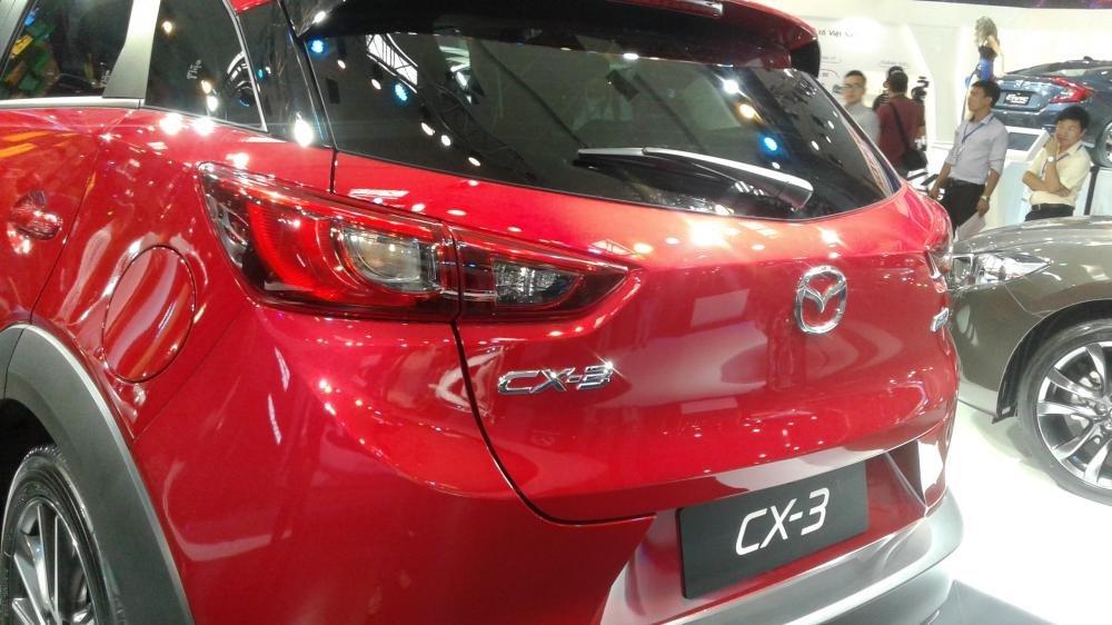 Mazda CX-3 ra mắt tại Triển lãm Việt Nam Motor Show 2016 7.