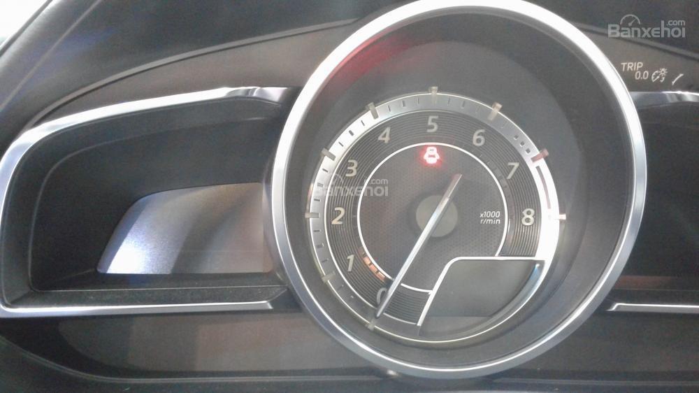 Mazda CX-3 ra mắt tại Triển lãm Việt Nam Motor Show 2016 9.