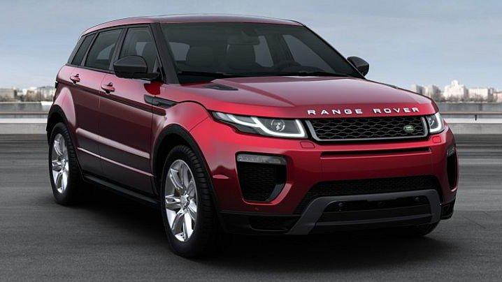 So sánh xe Range Rover Evoque và Porsche Macan - Kị mã và bạch mã.