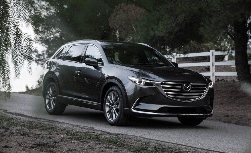 Đánh giá xe Mazda CX-9 2016: Mazda CX-9 2016 cho người dùng cảm giác mềm mại nhưng vẫn khỏe khoắn.
