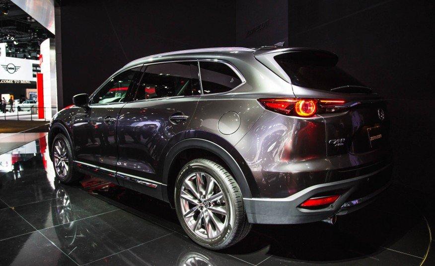 Đánh giá xe Mazda CX-9 2016