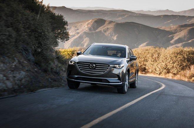 Đánh giá xe Mazda CX-9 2016: Thay đổi toàn diện.