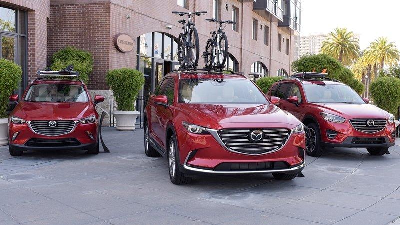 Mazda CX-9 2016 đang là một trong những mẫu SUV đáng quaqn tâm nhất hiện nay.