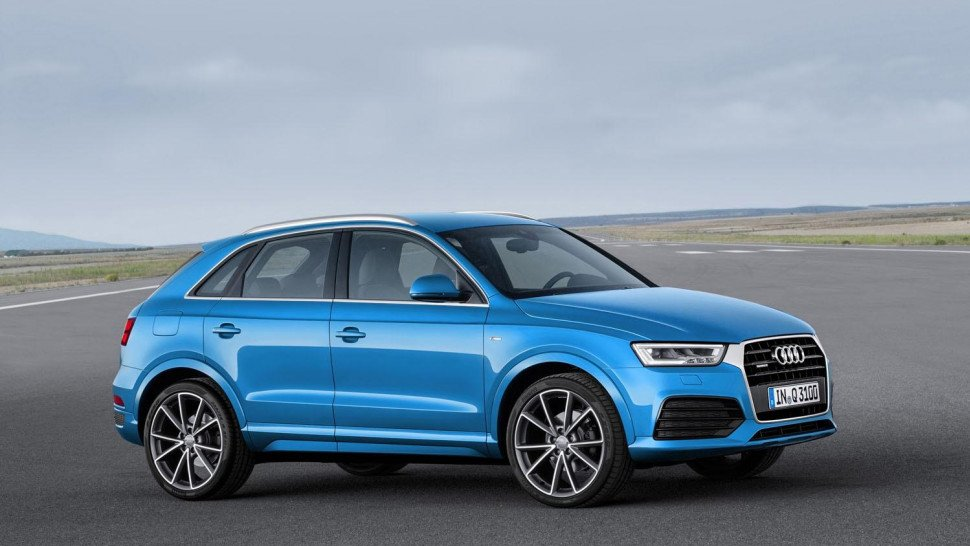So sánh Land Rover Discovery Sport và Audi Q3: xe gia đình và xe cá nhân 2