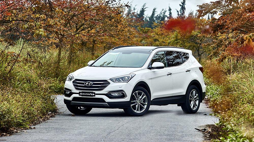 Ngoại thất Hyundai SantaFe 2016 cải tiến ngày càng nam tính hơn so với thế hệ trước1