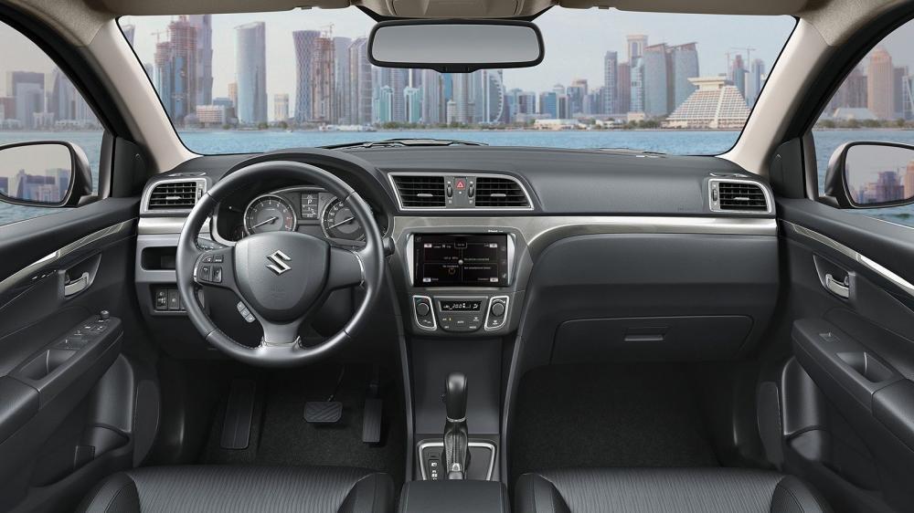 Nội thất xe Suzuki Ciaz 2019 a3