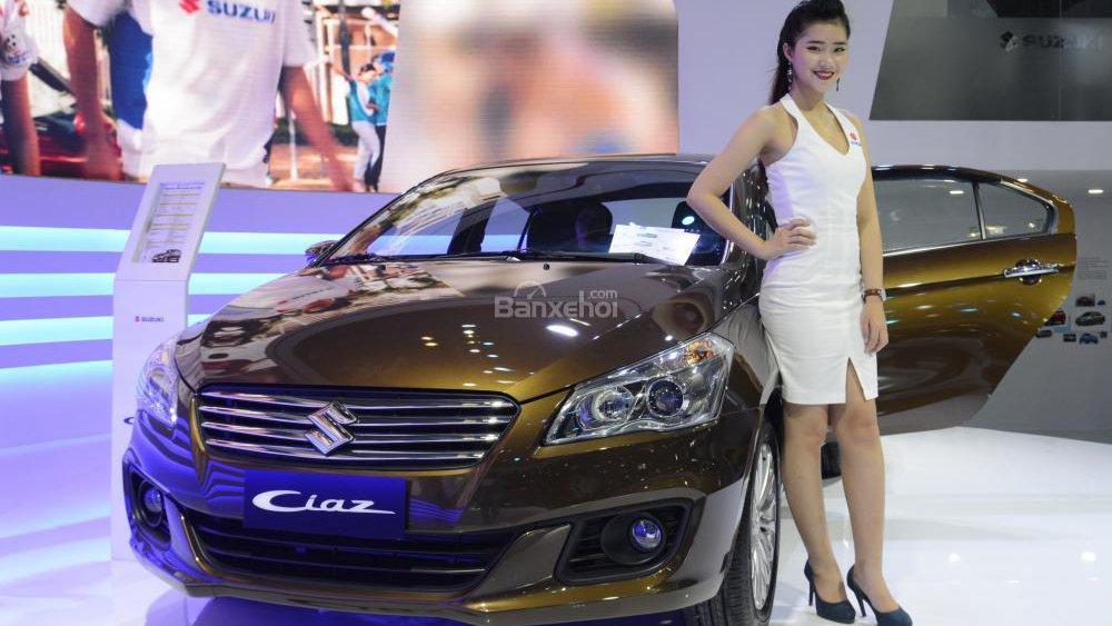 So sánh xe Suzuki Ciaz và Nissan Sunny: Dưới 600 triệu chọn xe nào?.