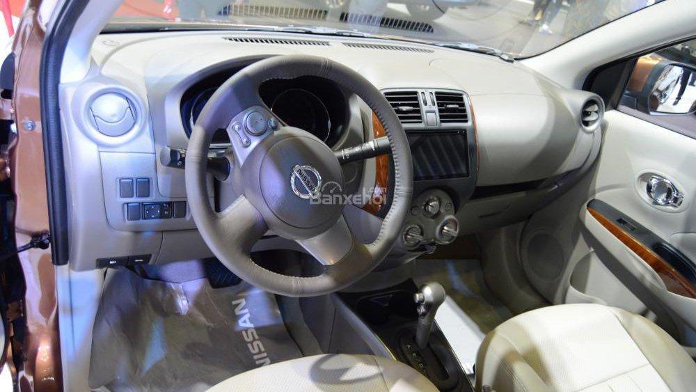 Nissan Sunny và Suzuki Ciaz đều sở hữu nội thất thực dụng, chuẩn giá dưới 600 triệu Đồng 2