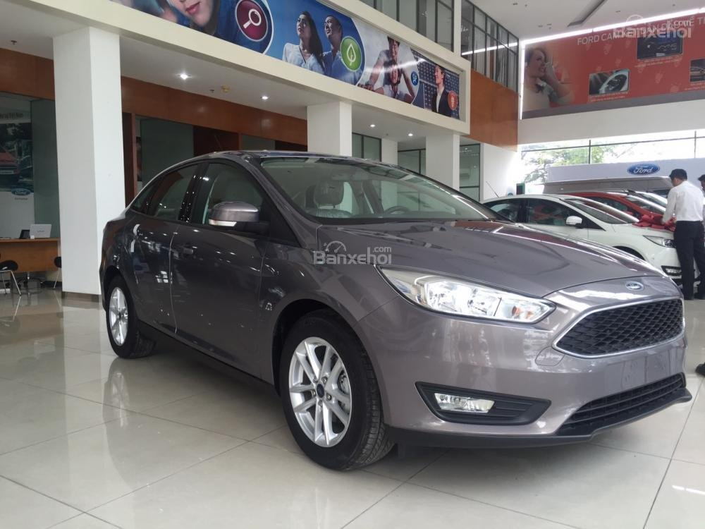 Bán Ford Focus Trend - Giá tốt, giao xe ngay-0