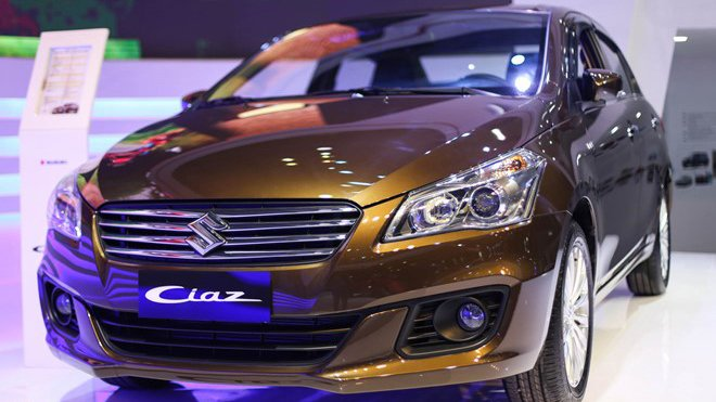So sánh xe Honda City và Suzuki Ciaz - Sức mạnh đối đầu tiện ích 2