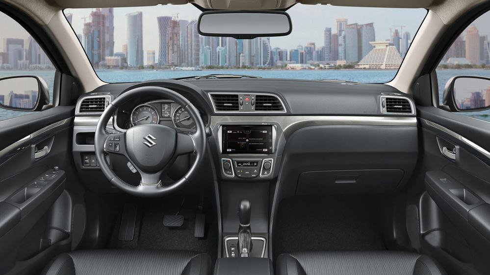 """So sánh nội thất xe Toyota Vios và Suzuki Ciaz: """"Người đến sau"""" tiếp tục có lợi thế 2"""