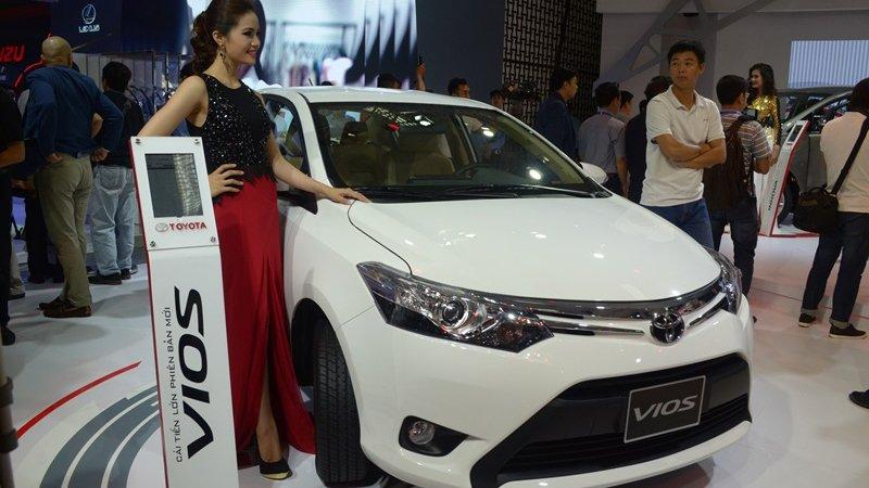 So sánh xe Toyota Vios và Suzuki Ciaz - Khó chọn người chiến thắng.
