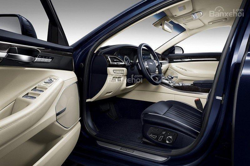 Bảng điều khiển cửa xe Genesis G90 2017 a1