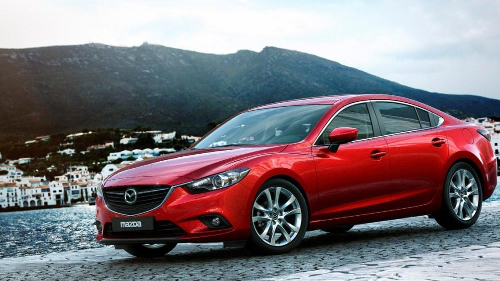 """So sánh xe Kia Optima và Mazda6 - Hai """"bại binh"""" trở lại 2"""