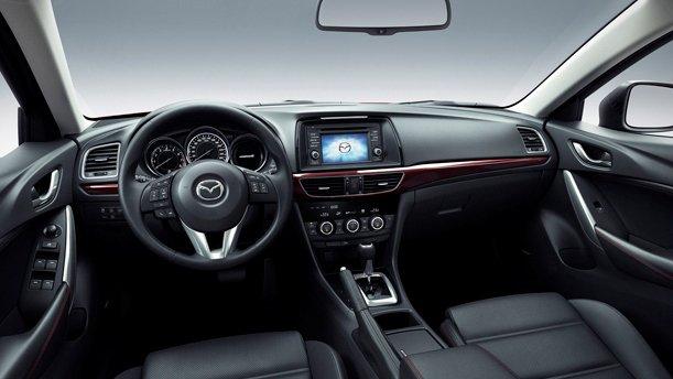 So sánh nội thất xe Kia Optima và Mazda6 - Xe Nhật có chút nhàm chán 2