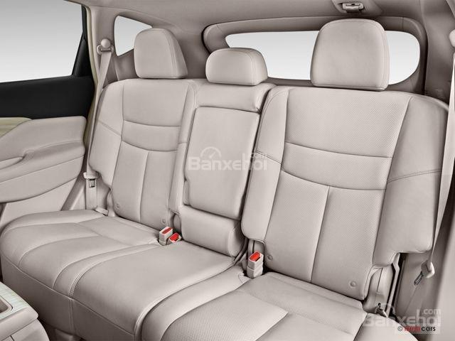 Đánh giá xe Nissan Murano 2017: Không gian ghế ngồi rộng rãi và thoải mái a2
