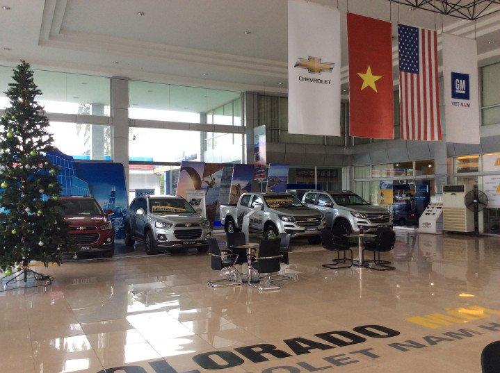 Chevrolet Nam Hải