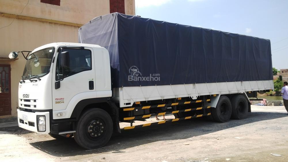 Bán xe tải Isuzu 3.5 tấn giao ngay KM lớn - LH để được giá tốt 0968.089.522-0