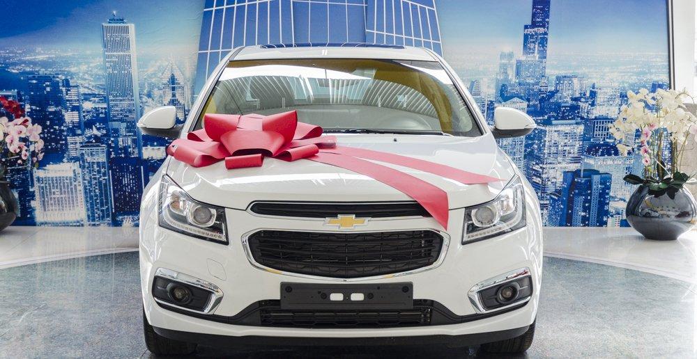 Đánh giá xe Chevrolet Cruze 2017 có diện mạo trẻ trung, hiện đại.