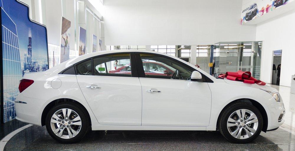 Đánh giá xe Chevrolet c 2017 có thân xe có kết cấu Deltall rất chắc chắn.