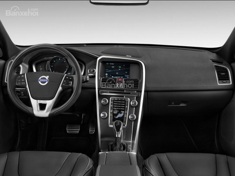 Đánh giá xe Volvo XC60 2017: Nội thất ghi điểm nhờ thiết kế sang trọng, tinh tế và tiện nghi cao cấp a2