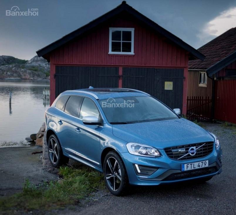 Đánh giá xe Volvo XC60 2017: SUV hạng sang có thiết kế độc đáo, độ an toàn cao.