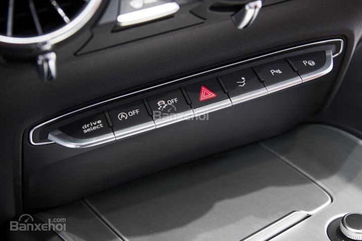 Đánh giá xe Audi TT 2017 về hệ thống thông tin giải trí a2