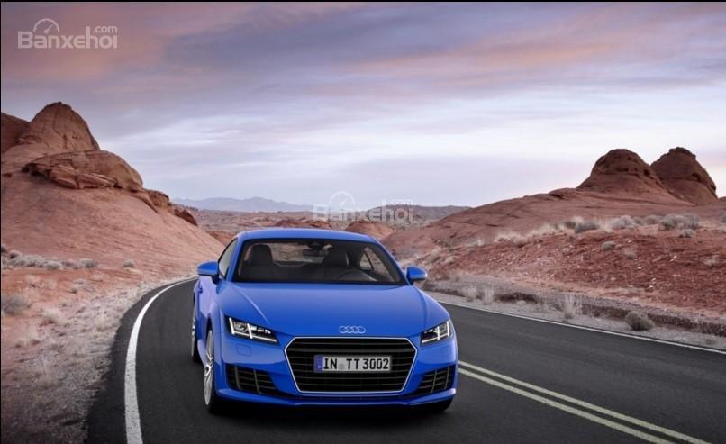 Đánh giá xe Audi TT 2017: Một lựa chọn rất đáng giá trong phân khúc xe thể thao 2 cửa tại Việt Nam.