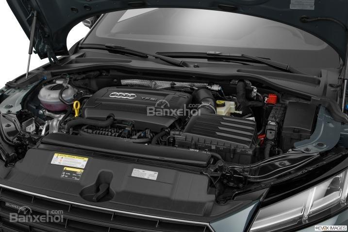 Tại Việt Nam, Audi TT sử dụng động cơ xăng tăng áp TFSI 2.0 lít công suất 230 mã lực.