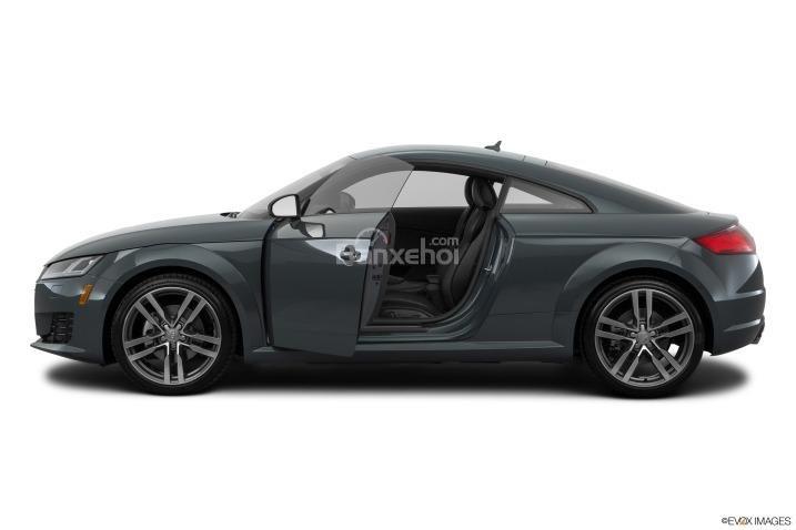 Đánh giá xe Audi TT 2017: Thiết kế cửa xe chắc chắn a1