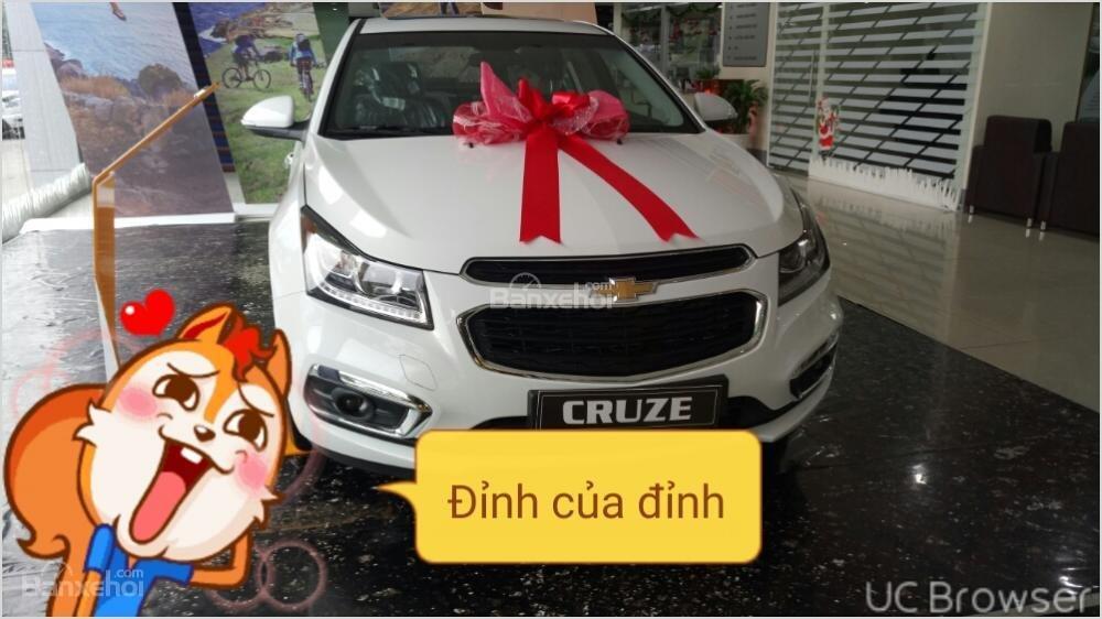 Bán Chevrolet Cruze LT phiên bản mới 2018  khuyến mãi lớn bằng tiền mặt, giá rẻ cạnh tranh (1)
