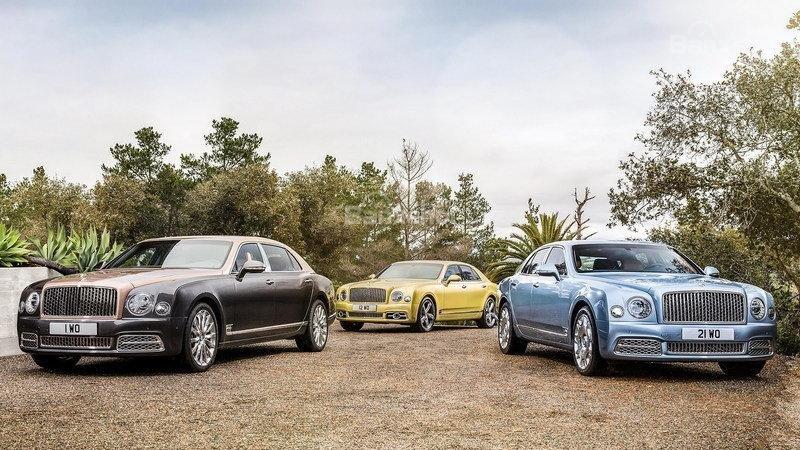 Đánh giá xe Bentley Mulsanne 2017: Đẳng cấp xe sang Anh quốc.