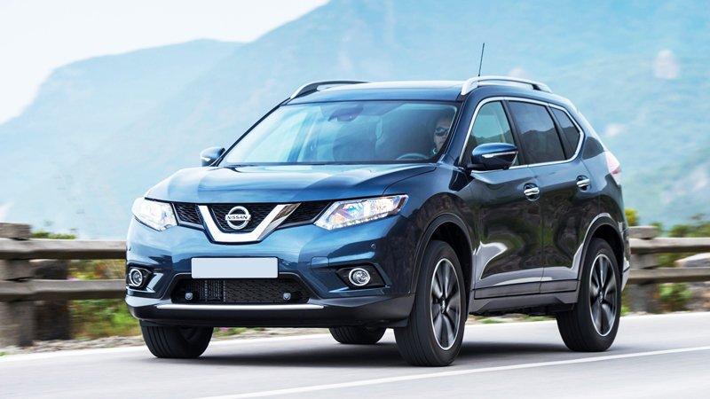 Đánh giá xe Nissan X-Trail 2016.