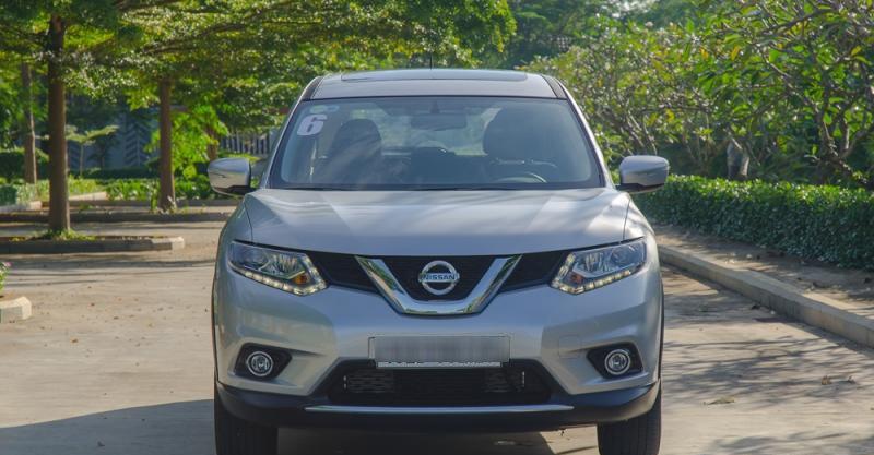 Nissan X-Trail - Xe đậm chất dành cho nam giới.