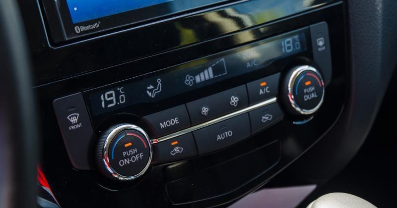 Đánh giá xe Nissan X-Trail 2016 có điều hòa tự động 2 chiều.