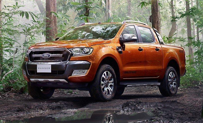 So sánh Ford Ranger Wildtrak 2016 và Chevrolet Colorado High Country 2017: Tái chiến 2