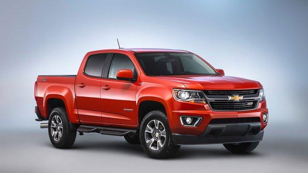 So sánh Ford Ranger Wildtrak 2016 và Chevrolet Colorado High Country 2017: Tái chiến.