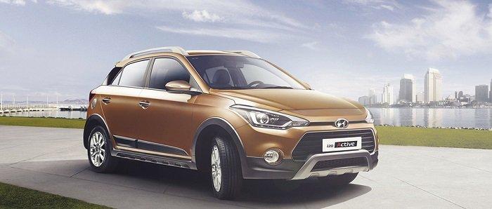Đánh giá xe Hyundai i20 Active 2017.