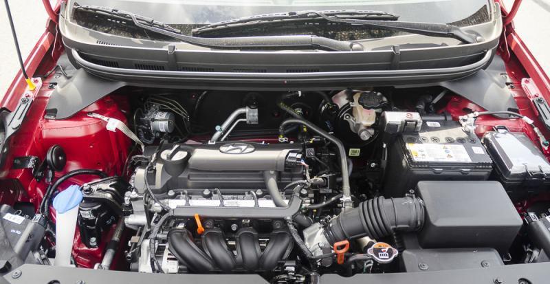 Đánh giá xe Hyundai i20 Active 2017 có động cơ 4 xi lanh thẳng hàng công suất 98 mã lực.