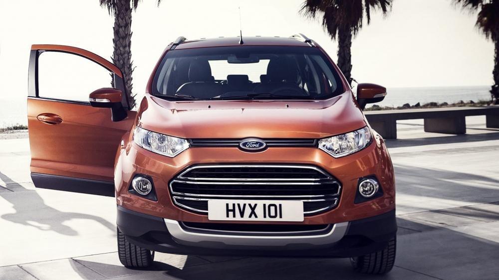 So sánh xe Ford EcoSport và Chevrolet Trax - Ma cũ, ma mới đại chiến.