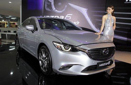 Giảm lần 3 trong tháng 8, giá xe ô tô Mazda lập đáy mới .