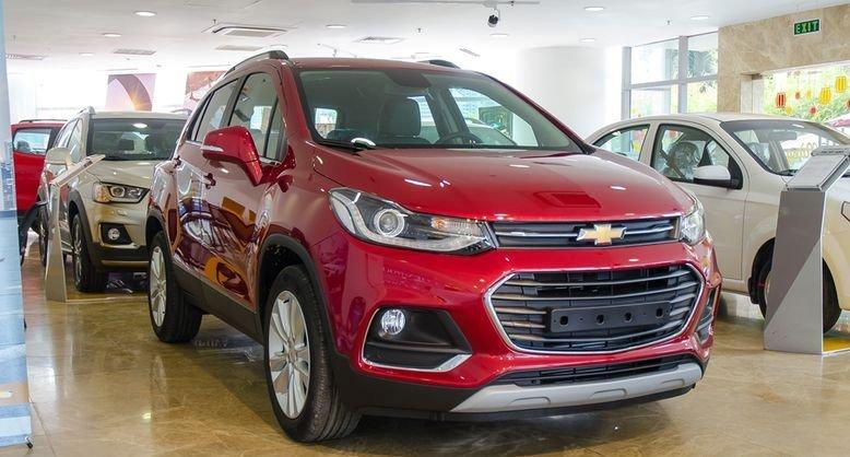 Đánh giá xe Chevrolet Trax 2017: Dám thách thức Ford EcoSport 1