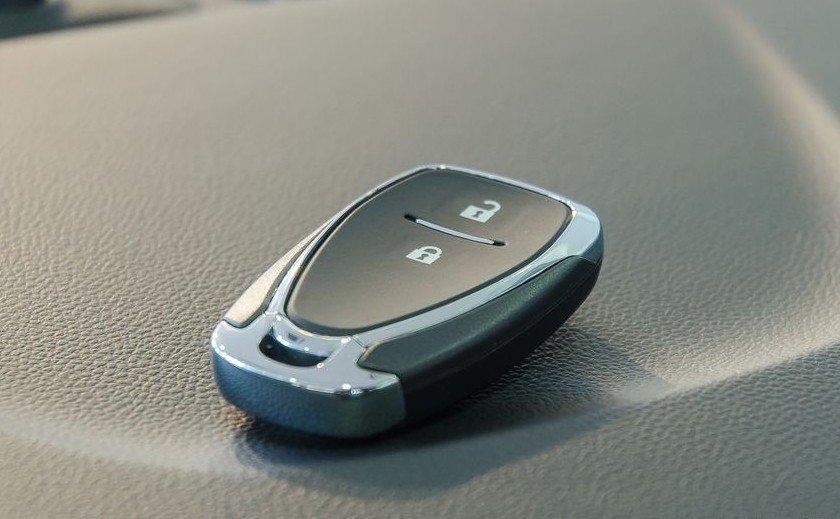 Đánh giá xe Chevrolet Trax 2017: Chìa khóa thông minh 1